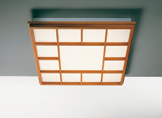 zen deckenleuchte. Black Bedroom Furniture Sets. Home Design Ideas